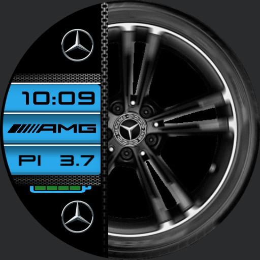 Mercedes amg 2