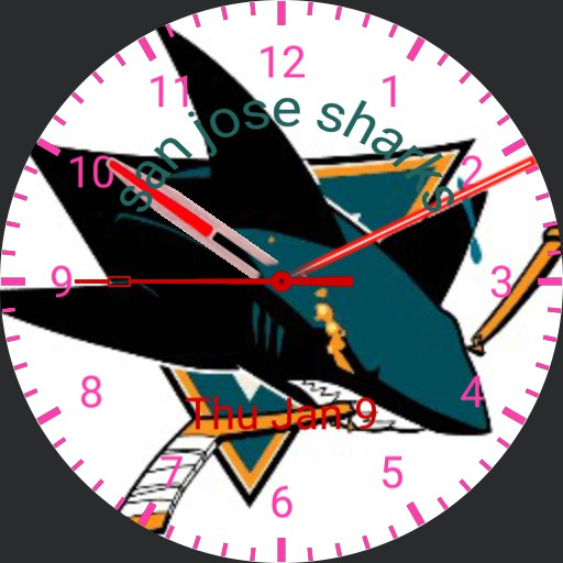 san jose sharks Copy with seek and destroy