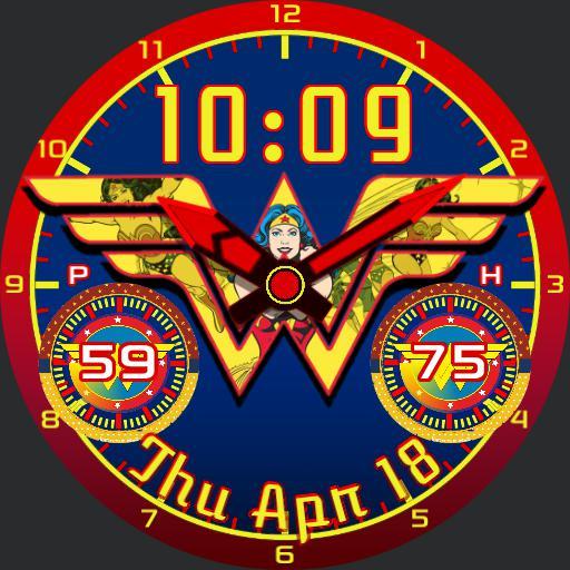 Wonder Woman mark 1.0