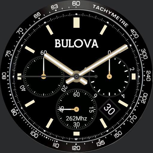 BULOVA inspired