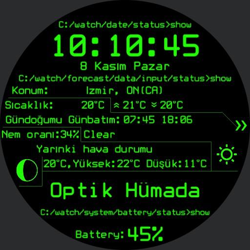 Humada sterminal turkish