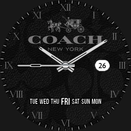Coach Dark