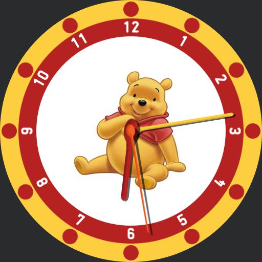 Winnie the Pooh tribute