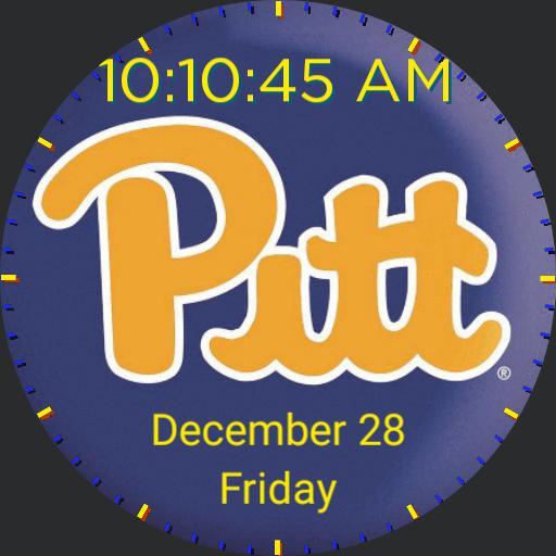 Pitt Panthers Logo