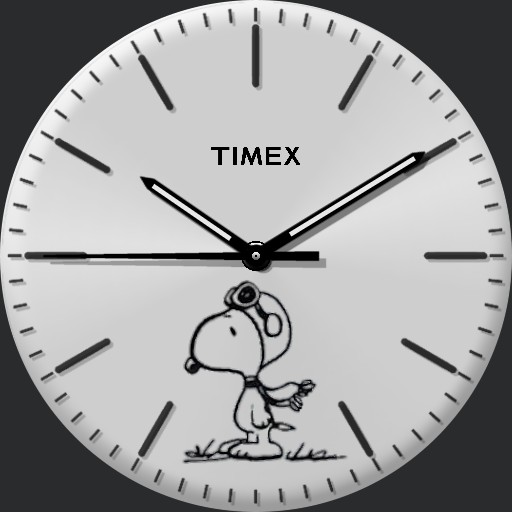 Timex Snoopy Marlin Automatic