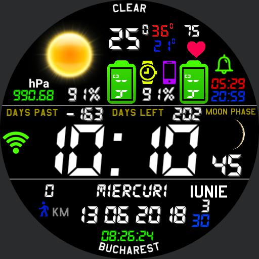 watch face haiti 2