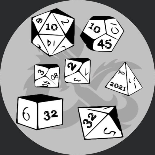 DD dice roll