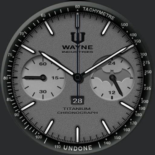 Orilama watch 127 wayne batman