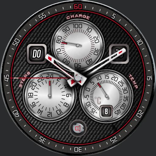 3.classic chrono sport infowatch