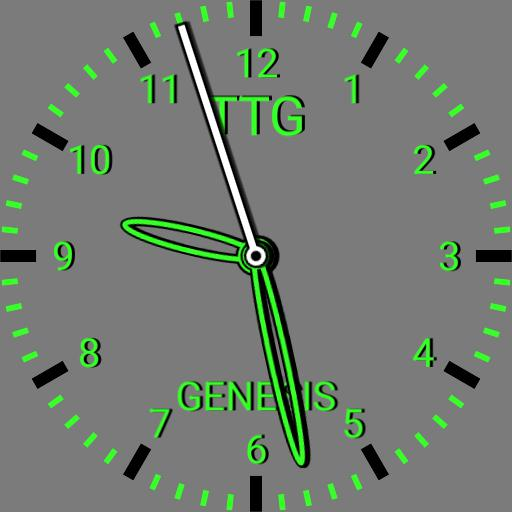 TTG Genesis Round Or Square Luminous Dial