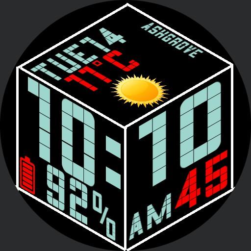 3D Time Cube V2