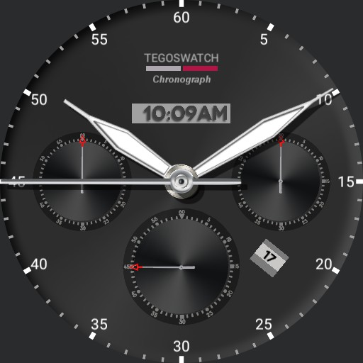 MEN chronograph v 2.0.1