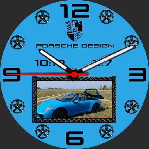 My Porsche 911Targa GTS