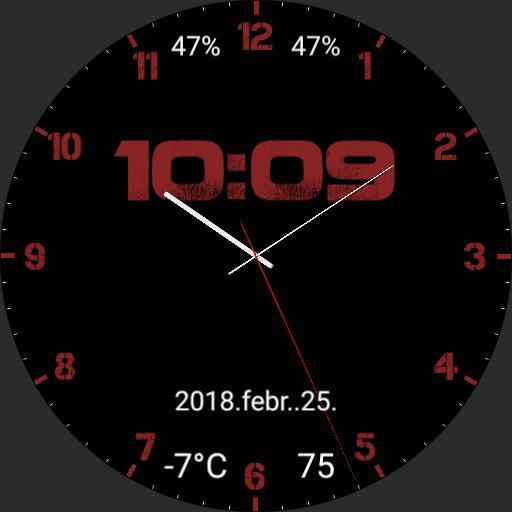 Zero watch 005