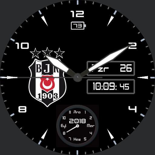 Besiktas JK Watch