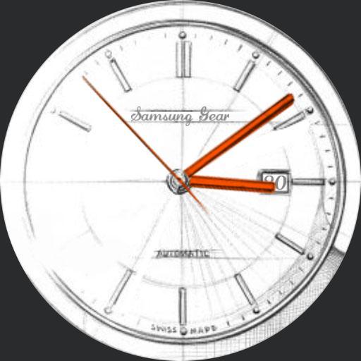 My Chronograph Variation