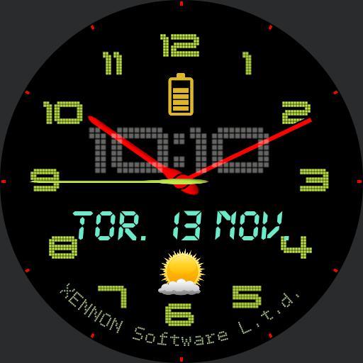 XENNON Watch 001