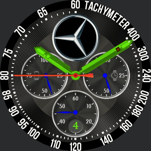Nice MB watch