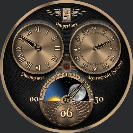 Imperious Moonphase Retrograde Second JBIMRS311019
