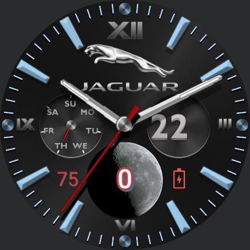 Jaguar Black Edition Fitness