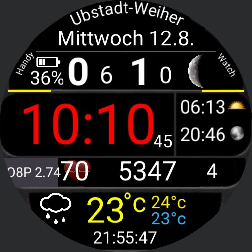 Weather Check - km - 2.74 OP8