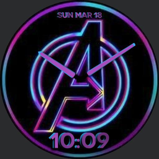neon Avengers