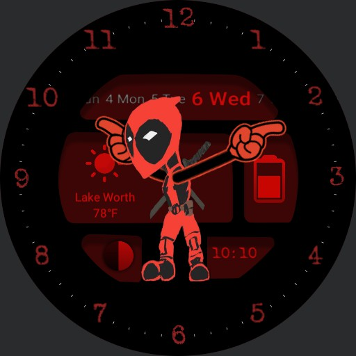 Deadpool - Mickey Style