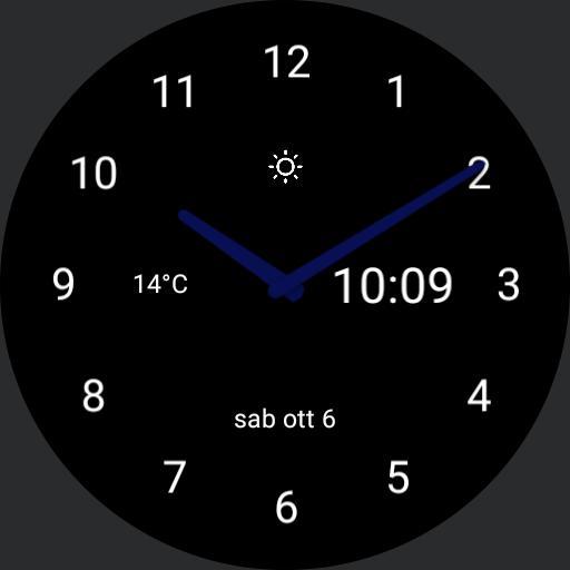 Beautiful minimalistic Watch  Copy