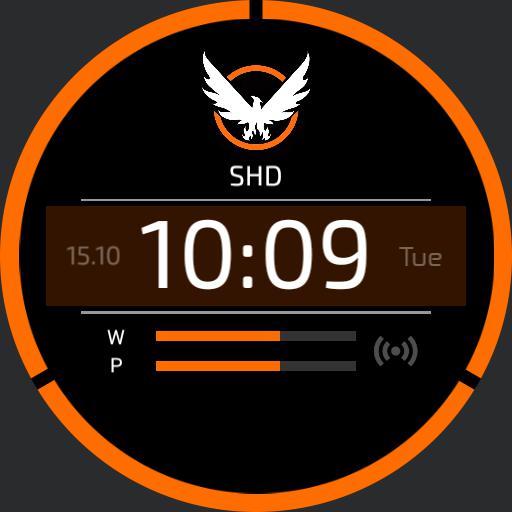SHD - ISAC mk I