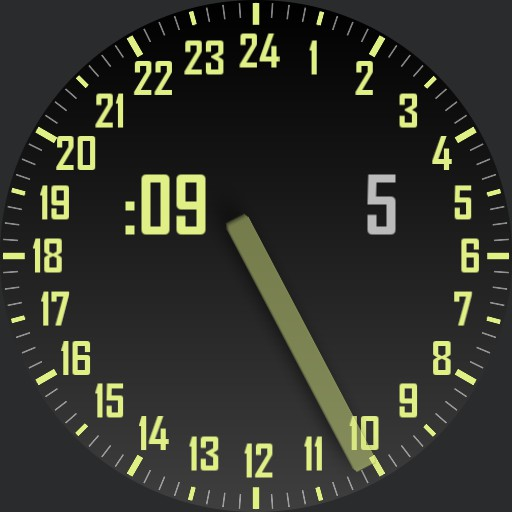 New 24H Russian - Simple vintage
