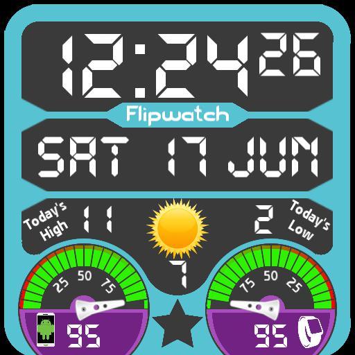 Flipwatch auto