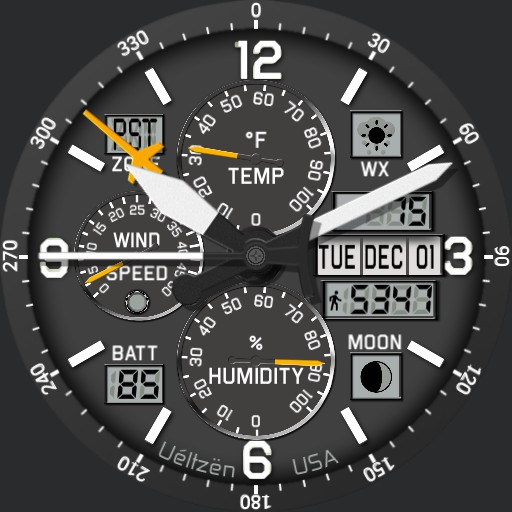 WX Compass