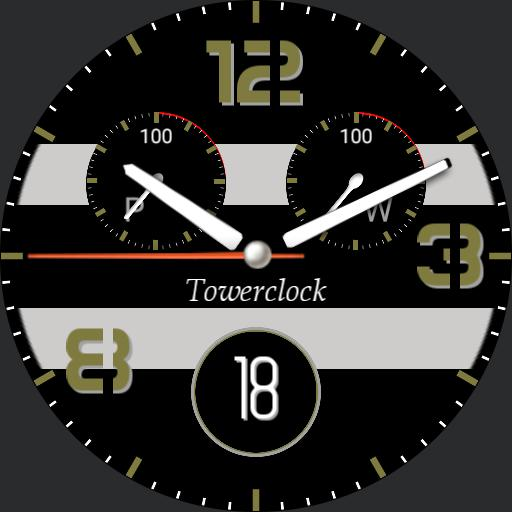 Towerclock sport 2 Color