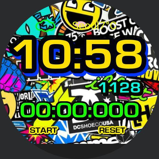 LCDC10 Digital Punk 2