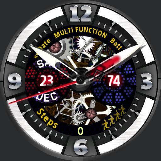 Skeleton Multi Function