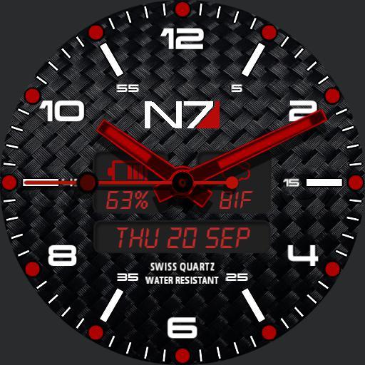 Mass Effect N7 SOCOM