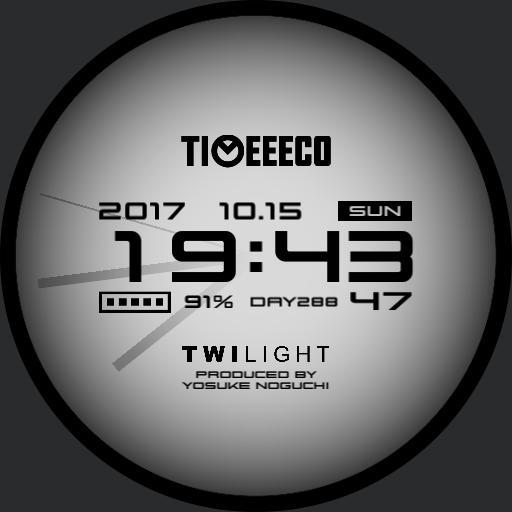 TIMEEECO TWILIGHT