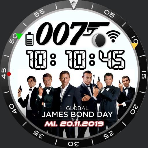 James Bond Digital   1.00