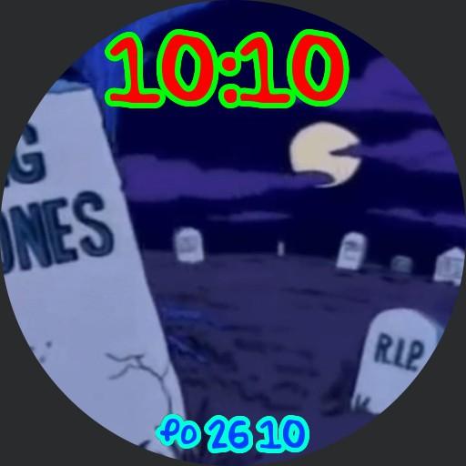 simpsons halloween zeme