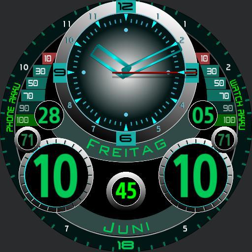TiWatch - Optimal Green