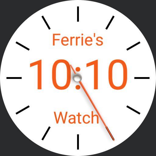 ferries Orange