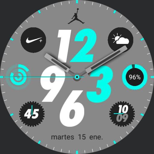 Nike Apple watch jordan 3 by geeceejay  Copy
