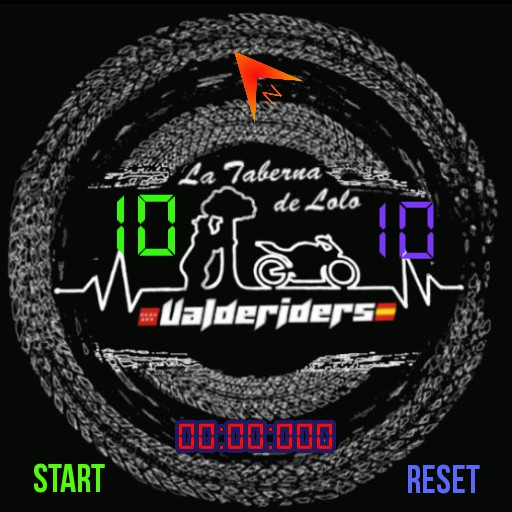Valderiders Club Bar