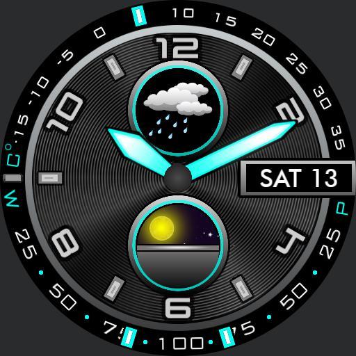 JSM Information Bezel 2.2 Celsius