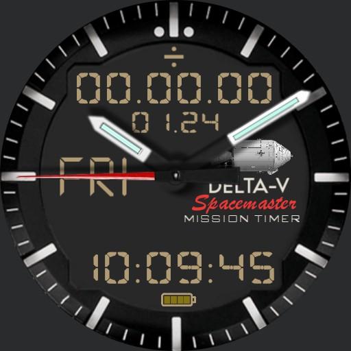 Delta-V Watch