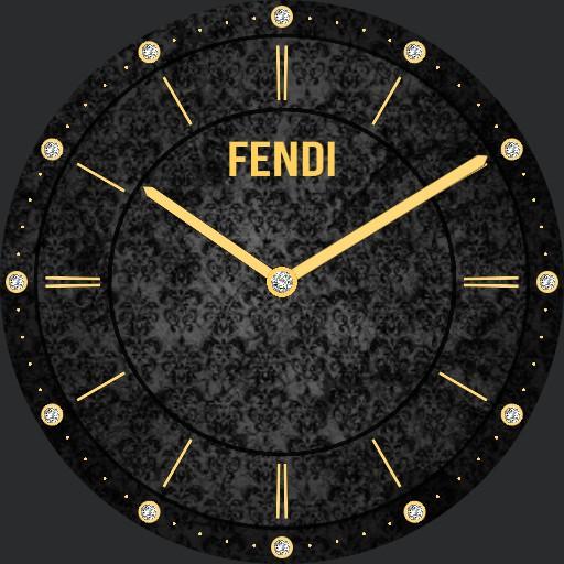 Fendi Diamond