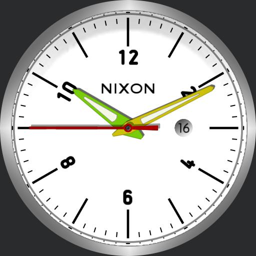 Nixon - Rollo colour