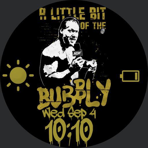 Jericho bubbly