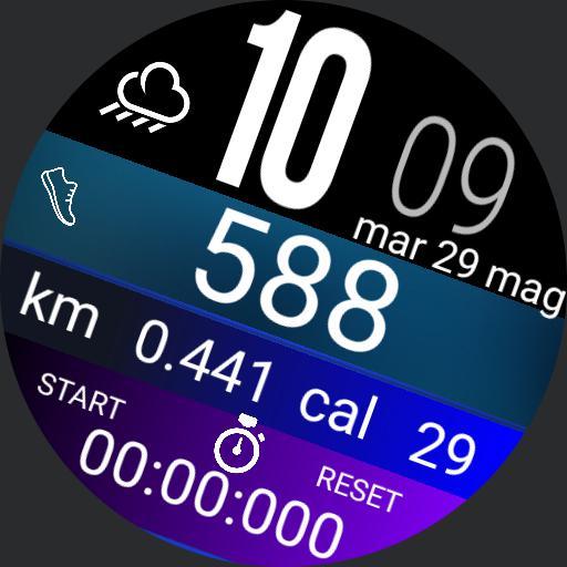 7Runner Watch v1.0