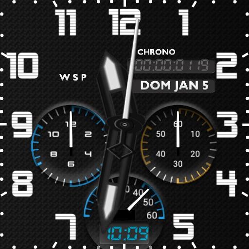 Basic chrono Copy Wlamyr